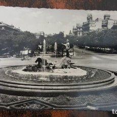 Postales: MADRID. POSTAL Nº. E)20, FUENTE DE NEPTUNO. EDIC., CIMER (03-10-1959). CIRCULADA.. Lote 258202230
