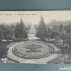 Postales: POSTAL - ARANJUEZ SERIE C . 1 - JARDIN DE LA ISLA PARTERRE.. Lote 259931030