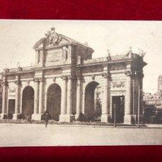 Postales: POSTAL 21. MADRID.- PUERTA DE ALCALÁ. Lote 260409000