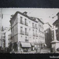 Postales: MADRID ANTIGUO-PLAZA DE PUERTA CERRADA-EFI-2-POSTAL ANTIGUA-(80.260). Lote 261262090