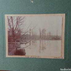 Postales: FOTO EL ESCORIAL, MADRID, LA GRANJILLA, FOTO PP SIGLO XX, ORIGINAL. MADRID. Lote 261524035