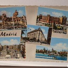 Postales: MADRID/ ESCRITA /(D.252). Lote 261543755