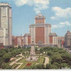 Postales: Nº 124-MADRID. PLAZA DE ESPAÑA. SIN CIRCULAR. ED. BEASCOA. Lote 261552920