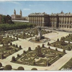 Postales: Nº 1017-MADRID. PALACIO REAL. ED. J. L. GALLEGOS. Lote 261555485