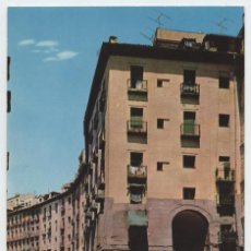 Postales: Nº 205-MADRID. EL ARCO DE CUCHILLEROS- CIRCULADA EN 1969. ED. BEASCOA. Lote 261590370