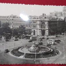 Postales: PODTAL 12. MADRID CIBELES Y CALLE ALCALÁ EDICIONES F. MOLINA. Lote 261964650