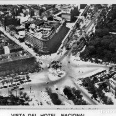 Postales: MADRID.-HOTEL NACIONAL, SIN CIRCULAR, FT, AEREOTECNICAS JMOLINA1946. Lote 262196085