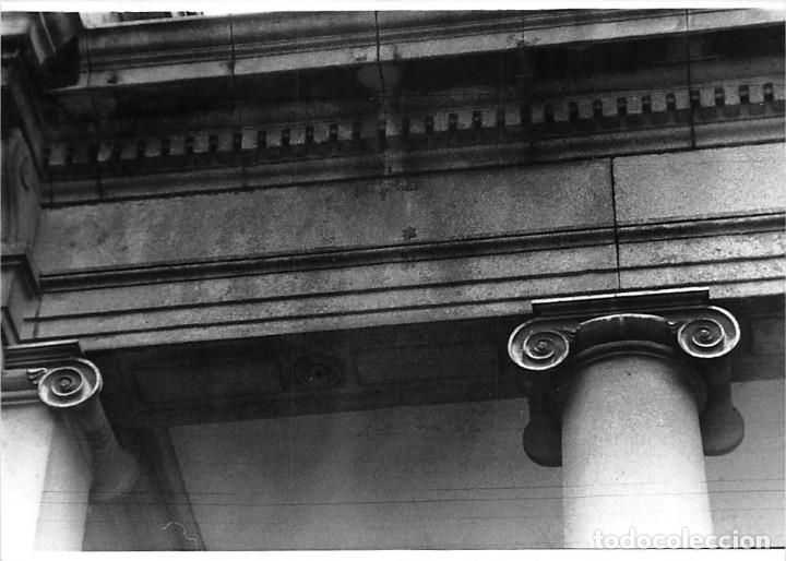 Postales: MADRID. 1970 MUSEO DE REPRODUCCIONES ARTÍSTICAS. RE`PORTAJE FOTOGRÁFICO DEL EXTERIOR Y ENTORNO. - Foto 4 - 262260655