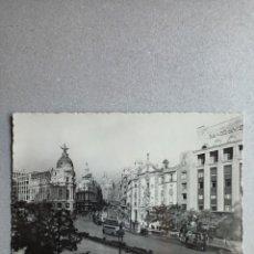"""Postales: POSTAL ANTIGÜA DE AVENIDA DE JOSE ANTONIO """"MADRID"""". Lote 262294965"""