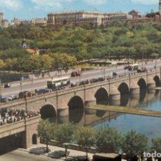 Postales: MADRID: PUENTE DE SEGOVIA.. Lote 262302700