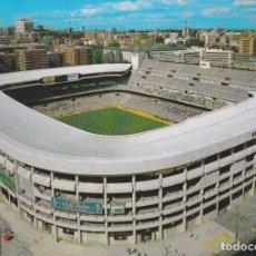 Cartes Postales: MADRID, ESTADIO SANTIAGO BERNABEU – ESCUDO DE ORO Nº128 – S/C. Lote 262635635