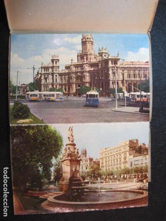 Postales: MADRID-BLOC CON 14 POSTALES-HAE-CAMPO FUTBOL SANTIAGO BERNABEU-VER FOTOS-(80.636) - Foto 3 - 262938915