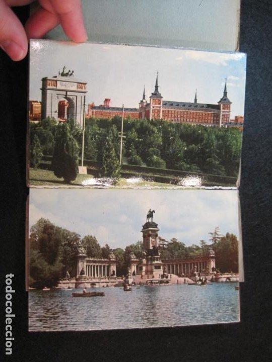 Postales: MADRID-BLOC CON 14 POSTALES-HAE-CAMPO FUTBOL SANTIAGO BERNABEU-VER FOTOS-(80.636) - Foto 6 - 262938915