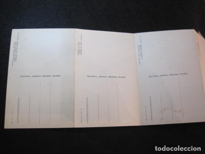 Postales: MADRID-BLOC CON 14 POSTALES-HAE-CAMPO FUTBOL SANTIAGO BERNABEU-VER FOTOS-(80.636) - Foto 8 - 262938915