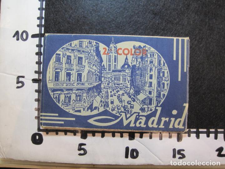 Postales: MADRID-BLOC CON 14 POSTALES-HAE-CAMPO FUTBOL SANTIAGO BERNABEU-VER FOTOS-(80.636) - Foto 9 - 262938915
