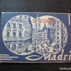 Postales: MADRID-BLOC CON 14 POSTALES-HAE-CAMPO FUTBOL SANTIAGO BERNABEU-VER FOTOS-(80.636). Lote 262938915