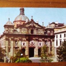 Postales: POSTAL MADRID IGLESIA SANTA BARBARA. Lote 262994330
