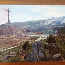 Postales: POSTAL VALLE DE LOS CAÍDOS. Lote 262996005