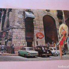 Postales: POSTAL DE MADRID. ARCO DE CUCHILLEROS. GARCIA GARRABELLA. ESCRITA 1969.. Lote 263033585