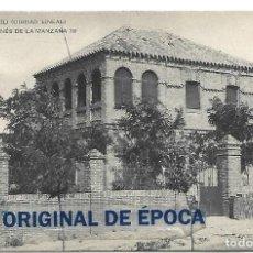 Postales: (PS-65263)POSTAL DE MADRID(CIUDAD LINEAL)-FINCA VILLA INES DE LA MANZANA 78. Lote 264055200