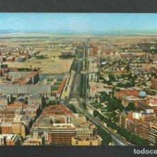 Postais: POSTAL CIRCULADA MADRID 298 VISTA AEREA EDITA ALARDE. Lote 265097644