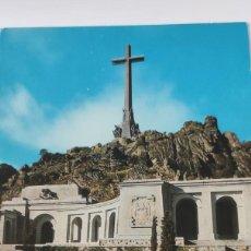 Postales: POSTAL 202 SANTA CRUZ DEL VALLE DE LOS CAÍDOS. ESCALINATA IMPERIAL.. Lote 265786864