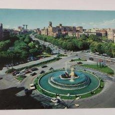 Postales: POSTAL MADRID 244. FUENTE DE NEPTUNO. Lote 265787409