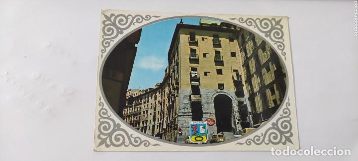 POSTAL 67. MADRID. ARCO DE CICHILLEROS. (Postales - España - Madrid Moderna (desde 1940))