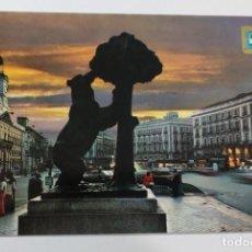Postales: POSTAL MADRID PUERTA DEL SOL DETALLE. Nº 11. Lote 265788184