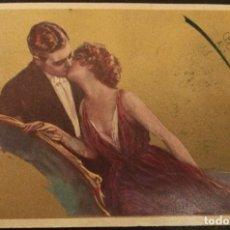 Postales: TARJETA POSTAL DE 1937. Lote 267129439