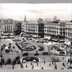 Postales: T - MADRID - PUERTA DEL SOL. Lote 268076859