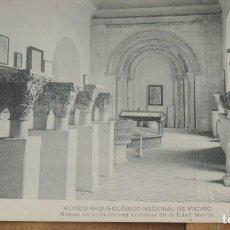 Postales: POSTAL DEL MUSEO ARQUEOLOGICO NACIONAL DE MADRID, ED. HAUSER Y MENET, NO CIRCULADA.. Lote 268126389