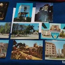 Postales: LOTE TARJETAS 9 POSTALES AÑOS 60 ( CASTILLA LA MANCHA ) EDICIONES. DOMINGUEZ , GARRABELLA, VER FOTOS. Lote 268754349