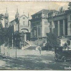 Postales: MADRID MUSEO DEL PRADO ESCRITA. Lote 268798214
