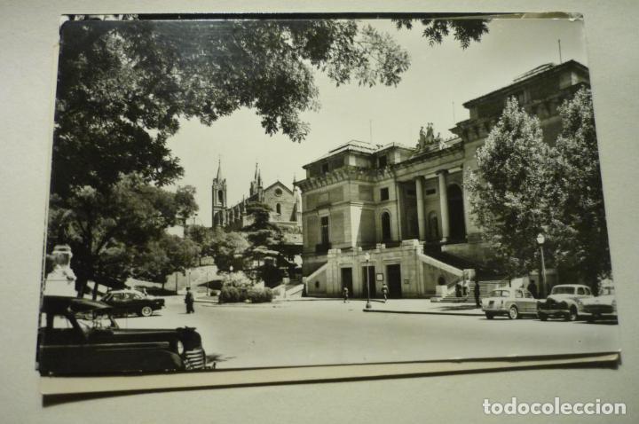 POSTAL MADRID MUSEO DEL PRADO CIRCULADA (Postales - España - Madrid Moderna (desde 1940))