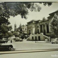 Postales: POSTAL MADRID MUSEO DEL PRADO CIRCULADA. Lote 268845334