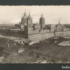Postales: POSTAL SIN CIRCULAR MONASTERIO DE EL ESCORIAL 1 (MADRID) VISTA GENERAL EDITA HELIOTIPIA ARTISTICA. Lote 269031024