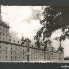 Postales: POSTAL SIN CIRCULAR MONASTERIO DE EL ESCORIAL 29 (MADRID) FACHADA PRINCIPAL EDITA HELIOTIPIA ARTISTI. Lote 269031104