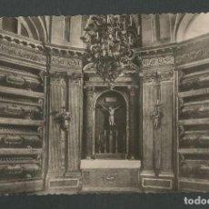 Postales: POSTAL SIN CIRCULAR MONASTERIO DE EL ESCORIAL 9 (MADRID) PANTEON REYES EDITA HELIOTIPIA ARTISTICA. Lote 269032505