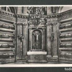 Postales: POSTAL SIN CIRCULAR MONASTERIO DE EL ESCORIAL (MADRID) PANTEON REYES EDITA HELIOTIPIA ARTISTICA. Lote 269032540