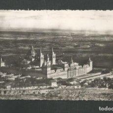 Postales: POSTAL SIN CIRCULAR MONASTERIO DE EL ESCORIAL 25 (MADRID) VISTA GENERAL EDITA HELIOTIPIA ARTISTICA. Lote 269032695