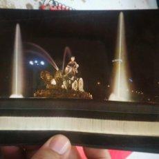 Postales: POSTAL MADRID LA CIBELES N 208 DOMÍNGUEZ 1969 ESCRITA. Lote 270556513