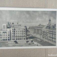 Postales: POSTAL N 28 CIUDAD FENIX DETALLE DE LA MAQUETA FORMADA CON LOS EDIFICIOS. Lote 270881138