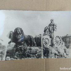 Postales: POSTAL MADRID, LA CIBELES. Lote 270889193