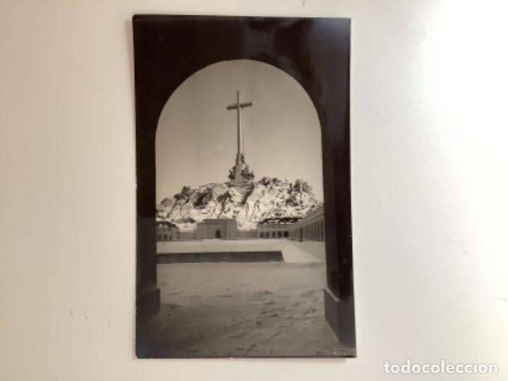 POSTAL MADRID. VALLE DE LOS CAÍDOS. 28 ABADÍA. (Postales - España - Madrid Moderna (desde 1940))