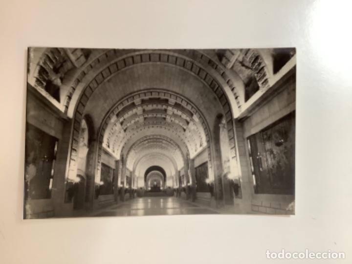 POSTAL MADRID. VALLE DE LOS CAÍDOS. 3 ABADÍA. . SERRANO. (Postales - España - Madrid Moderna (desde 1940))