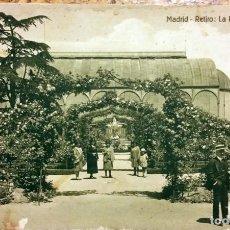 Postales: POSTAL RETIRO - LA ROSALEDA. Lote 271389908