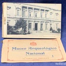 Postales: 20 POSTALES MUSEO ARQUEOLOGICO NACIONAL SERIE I FOTOTIPIA HAUSER Y MENET MADRID 9X15CMS. Lote 271644028