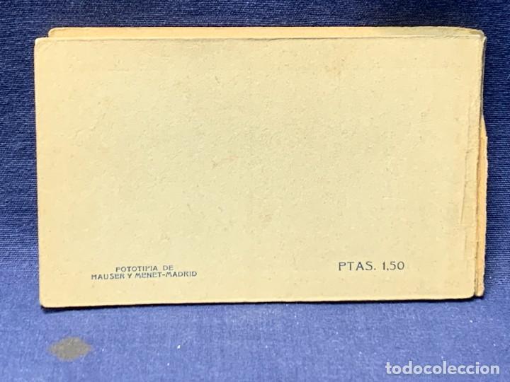 Postales: 20 POSTALES MUSEO ARQUEOLOGICO NACIONAL SERIE I FOTOTIPIA HAUSER Y MENET MADRID 9X15CMS - Foto 2 - 271644028