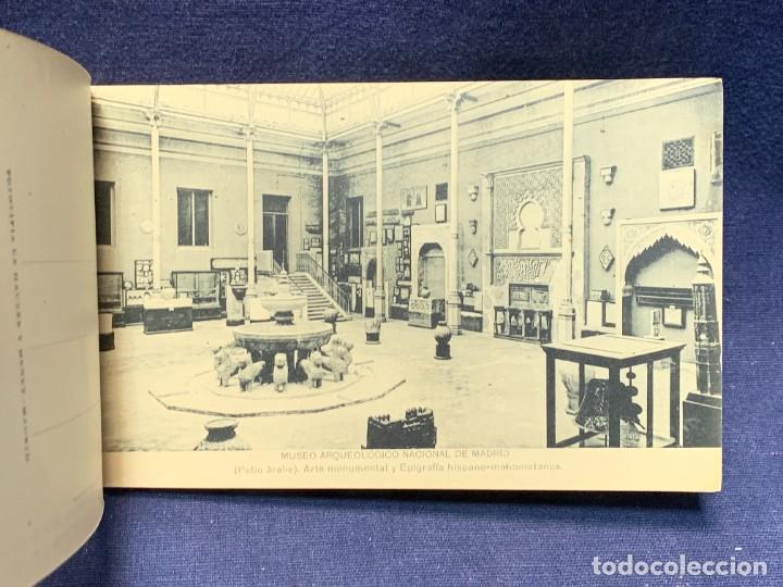 Postales: 20 POSTALES MUSEO ARQUEOLOGICO NACIONAL SERIE I FOTOTIPIA HAUSER Y MENET MADRID 9X15CMS - Foto 10 - 271644028